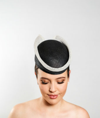 black-sinamay-cocktail-hat-with-black-and-white-sinamay-trim-and-bow-v2