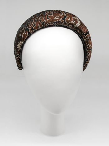 Easton Pearson Brocade headband $295